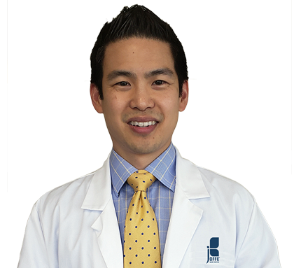 Dr. Matthew Feng at Joffe Louisville LASIK Vision Center
