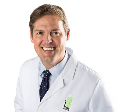 Dr. Kenneth Smith at Joffe Louisville LASIK Vision Center